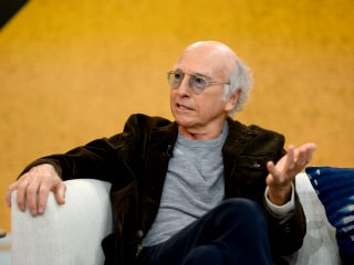 Larry David's coronavirus PSA: Stay home, watch TV and stop 'hurting old people like me'