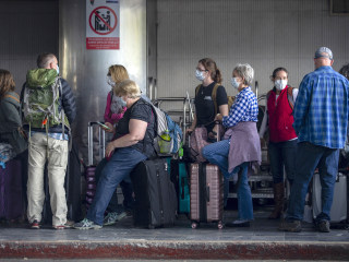State Department warns Americans stranded overseas that time is running out
