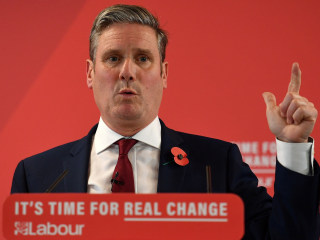Keir Starmer becomes leader of U.K.'s main opposition Labour Party