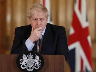 U.K. Prime Minister Boris Johnson in intensive care for coronavirus