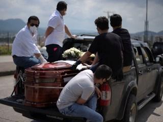 Ecuador builds emergency cemeteries amid rising deaths, coronavirus cases