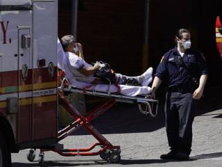 NYC first responders describe 'devastating' coronavirus cases as cardiac arrest calls surge