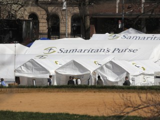 Opposition to Samaritan's Purse Central Park field hospital grows