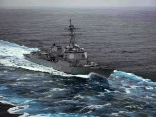 USS Kidd, another Navy warship at sea, reports a coronavirus outbreak