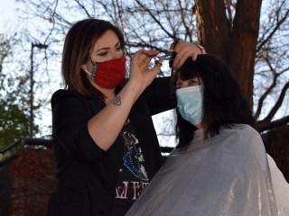Colorado salons adjust to 'eerie' new normal amid coronavirus reopenings