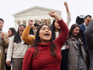 Major Supreme Court opinions set to be released: DACA, Trump's taxes, gay rights, abortion