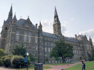 Pennsylvania man pleads guilty to paying bribe for daughter's admission to Georgetown