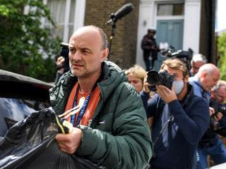 Dominic Cummings: Fury as U.K. PM defends adviser accused of defying lockdown rules