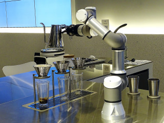 Robot waiters, video doctors: SKorea moves to less personal contact