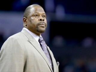 Knicks legend Patrick Ewing out of the hospital after testing positive for coronavirus