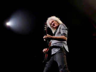Queen guitarist Brian May survives heart attack, is now 'ready to rock'