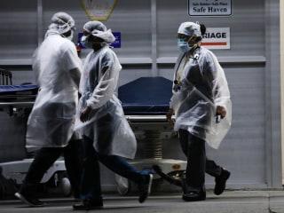 Coronavirus live updates: U.S. death toll tops 99,500