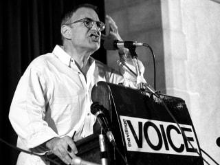 Larry Kramer, longtime AIDS activist, dies at 84