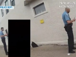 New police bodycam video released following death of George Floyd