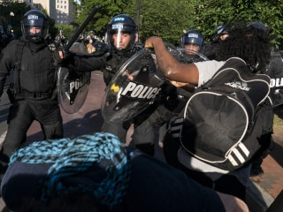 Curfews not enough to keep the peace with protests, arrests coast to coast