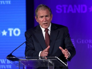 Former President George W. Bush: 'It is time for America to examine our tragic failures'