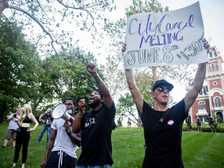 'Des Moines is not immune to this': Iowa protesters march for racial justice —and get results