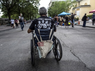 Disabled, Black and searching for justice