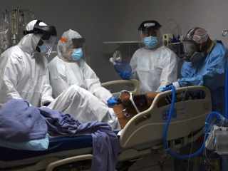 Those most vulnerable to coronavirus urge public responsibility amid surge