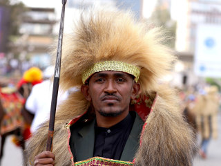 Dozens killed in Ethiopia protests over singer Haacaaluu Hundeessaa's death