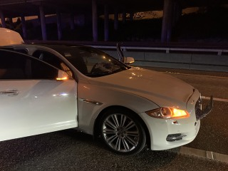 Two protesters in Seattle seriously injured when hit by car on closed highway
