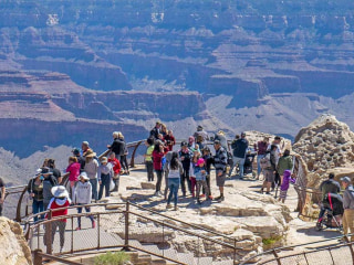 Grand Canyon hiker falls to her death trying to take photos, park says