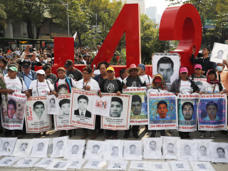 Remains of one of missing 43 Mexican college students are identified