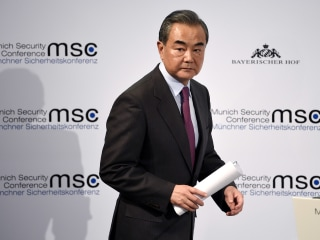 Chinese foreign minister says U.S. ties worst since 1979, calls for 'peaceful coexistence'