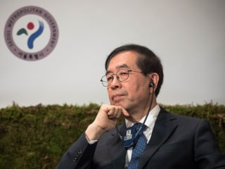 Seoul mayor reported missing, his phone off, search underway