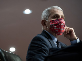 COVID-19 is public health official's 'worst nightmare,' Fauci says