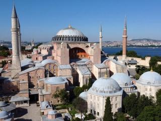 Turkey's Erdogan re-converts Istanbul's Hagia Sophia into mosque