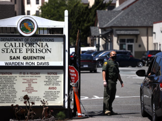 California could release up to 8,000 inmates early because of coronavirus