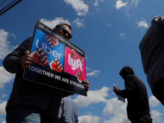 Uber and Lyft face landmark lawsuit over gig worker classification