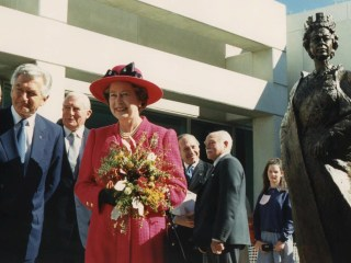 U.K.'s Queen Elizabeth not told before Australia's historic PM sacking: archived letters