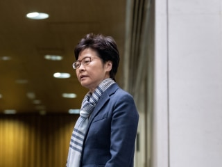 U.S. sanctions Hong Kong leader Carrie Lam for carrying out 'policies of suppression'