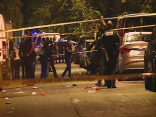 1 dead, at least 20 injured in shooting at apparent D.C. block party