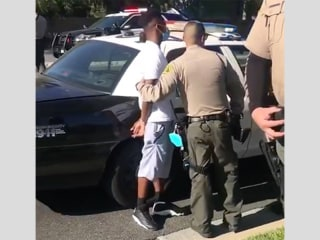 L.A. sheriff has 'concerns' about video showing deputies detaining teens at gunpoint