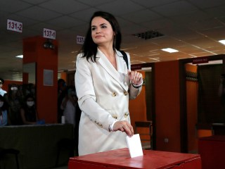Belarusian election fallout: Opposition leader flees country amid protests