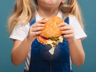 Kids in the U.S. are eating more fast food, the CDC reports