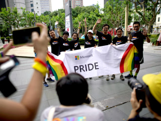 Chinese LGBTQ group ShanghaiPRIDE halts work to 'protect safety'
