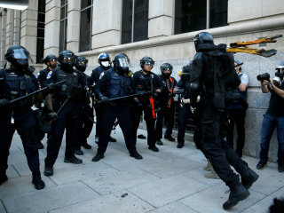 Federal officials sought 'heat ray' device before clearing D.C. protesters