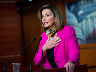 Pelosi won't rule out new impeachment to delay SCOTUS vote if Biden wins