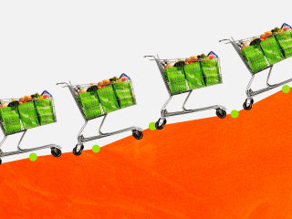 The cost of groceries is soaring. Track prices where you live
