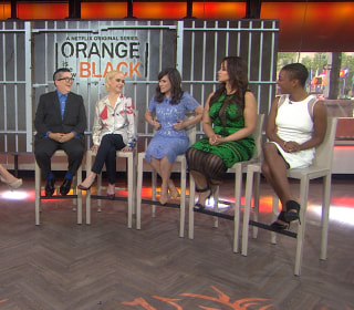 'Orange Is the New Black' Stars on the Show's Topical Issues