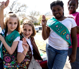 Girl Scouts Refuse $100,000 Anti-Transgender Donation