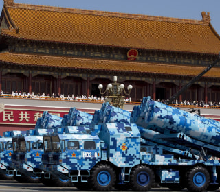 China Throws Military Parade to Commemorate WWII Victory
