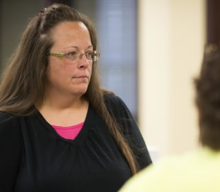 Kentucky Clerk Ordered to Jail for Contempt of Court