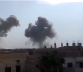 Russia Continues to Bomb Targets in Syria