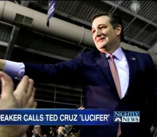 Former Speaker Boehner: Cruz Is 'Lucifer in the Flesh'
