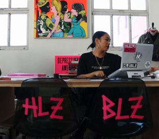 Self-Starters: HLZBLZ